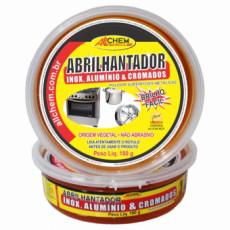ABRILHANTADOR DE INOX E ALUMÍNIO