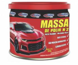 MASSA DE POLIR 500g