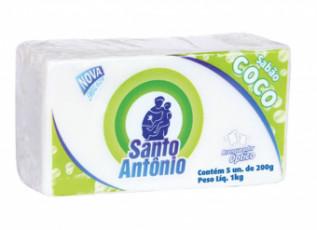 SABÃO EM BARRA SANTO ANTÔNIO COCO